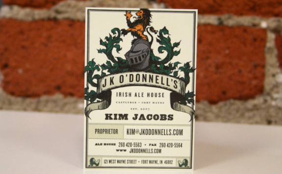 Great Business Card Designs 24 25 Great Business Card Designs