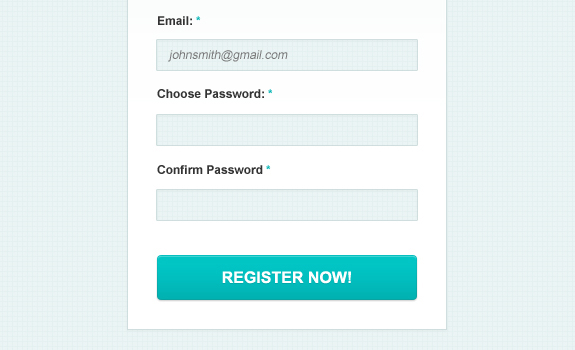 Web Form Design PSD Templates 11 25 Web Form Design PSD Templates