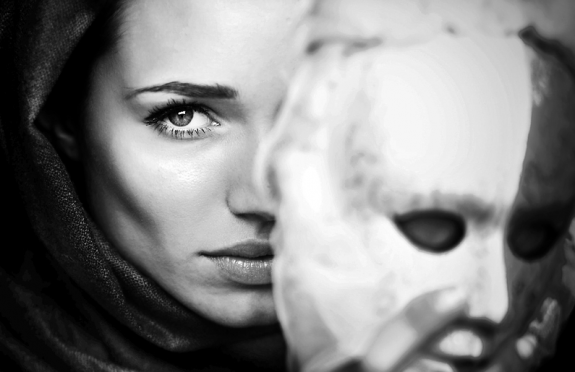 Stunning Examples of black and white Portrait Photography 02 575x372 40 Stunning Examples of Black and White Portrait Photography