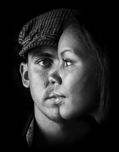 Stunning Examples of black and white Portrait Photography 21 453x575 40 Stunning Examples of Black and White Portrait Photography