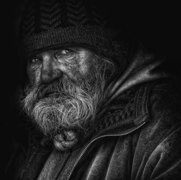 Stunning Examples of black and white Portrait Photography 26 575x572 40 Stunning Examples of Black and White Portrait Photography