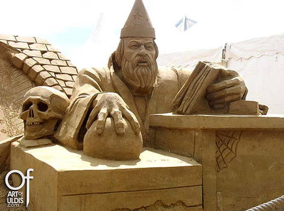 Awesome Sand Sculptures | Browse Ideas
