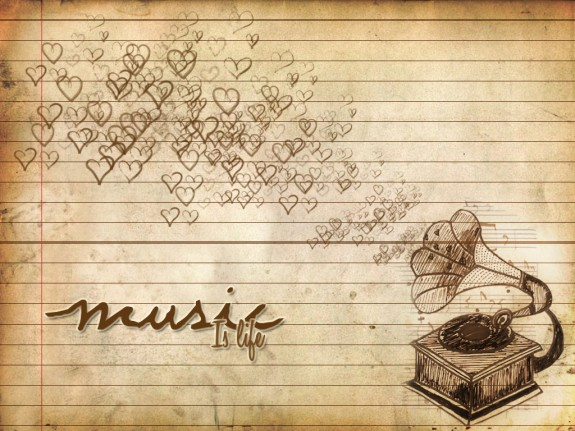 Beautiful Music Wallpapers