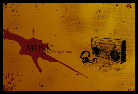 Music Wallpaper Beautiful
