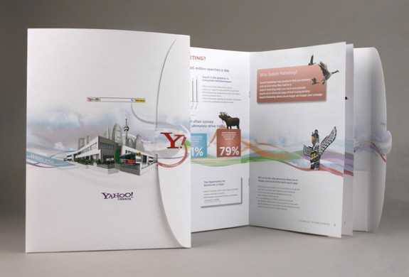 Corporate Brochure Designs