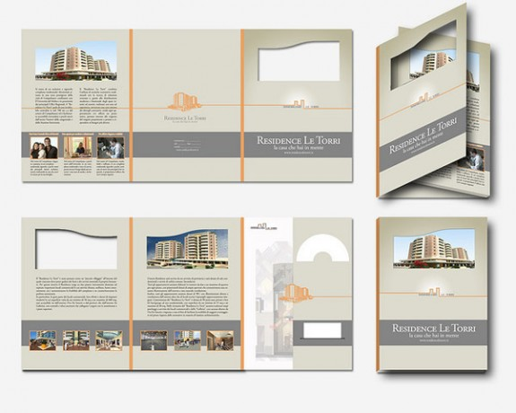 Inspiring Corporate Brochure Design