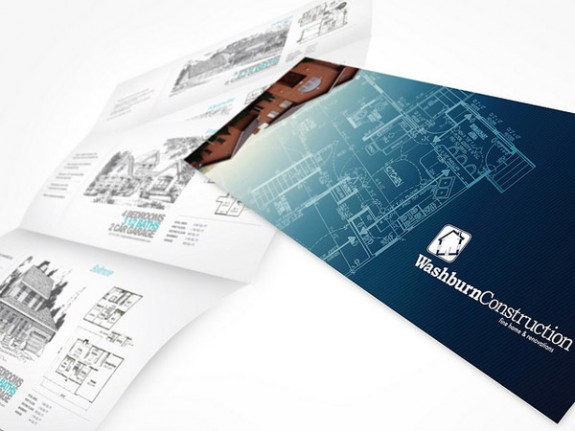Cool Corporate Brochure Design