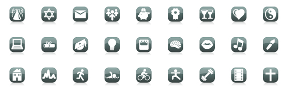Free Mini Vector Icons