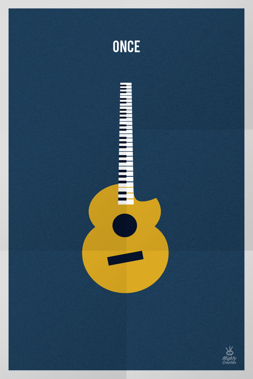 Minimalist Movie Posters 12 25 Beautiful and Amazing Minimalist Movie Posters