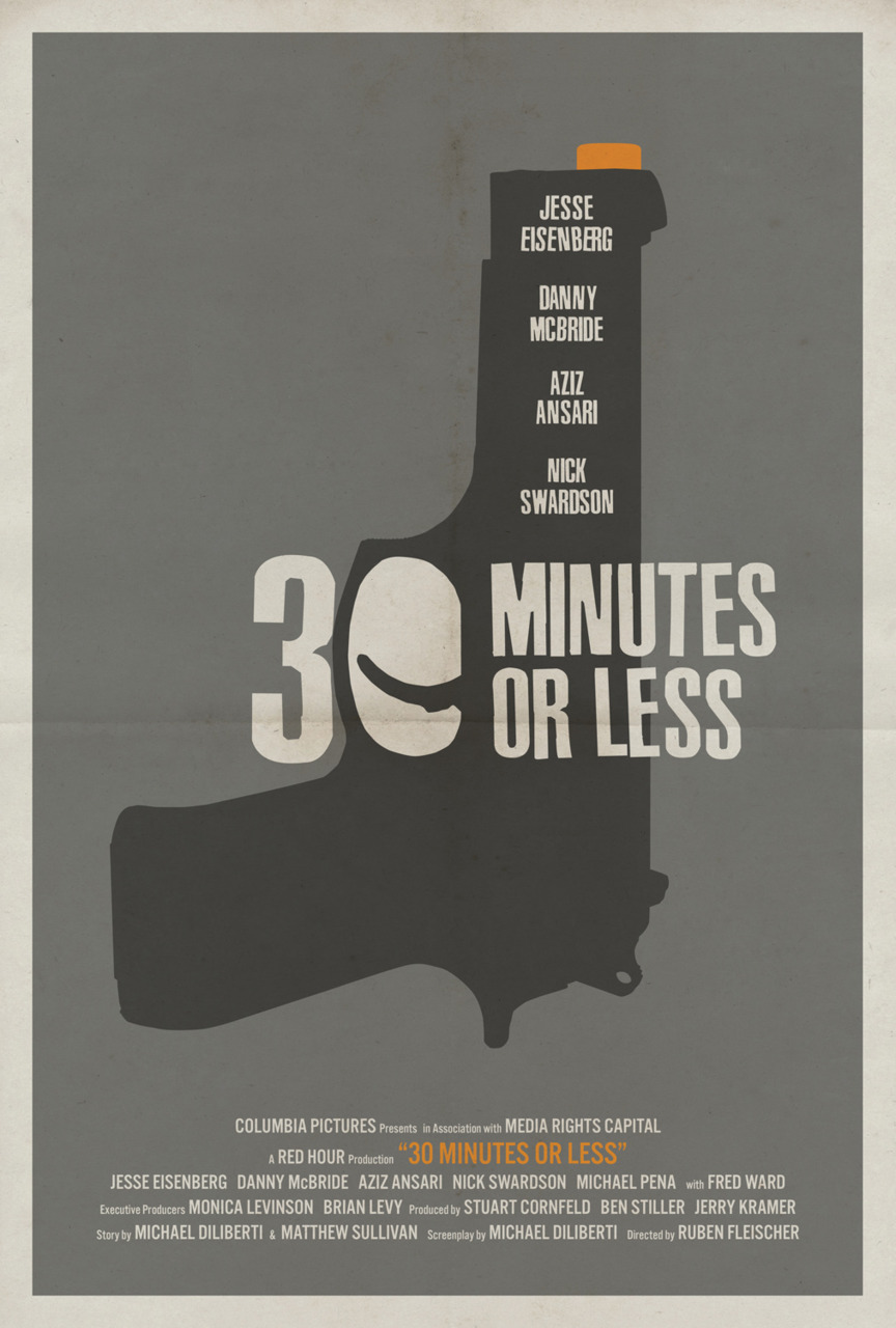 Minimalist Movie Posters 24 25 Beautiful and Amazing Minimalist Movie Posters