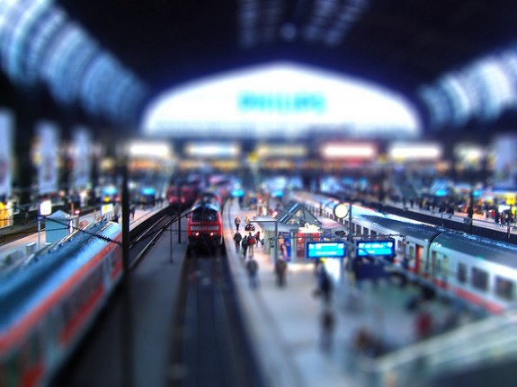Tilt Shift Pic