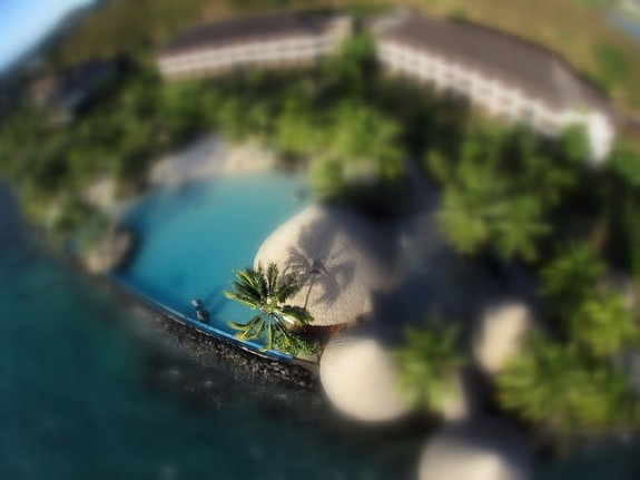 Tilt-Shift Photograph
