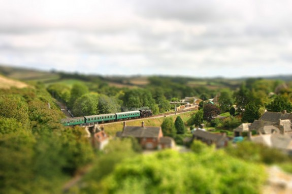 Photography Tilt Shift