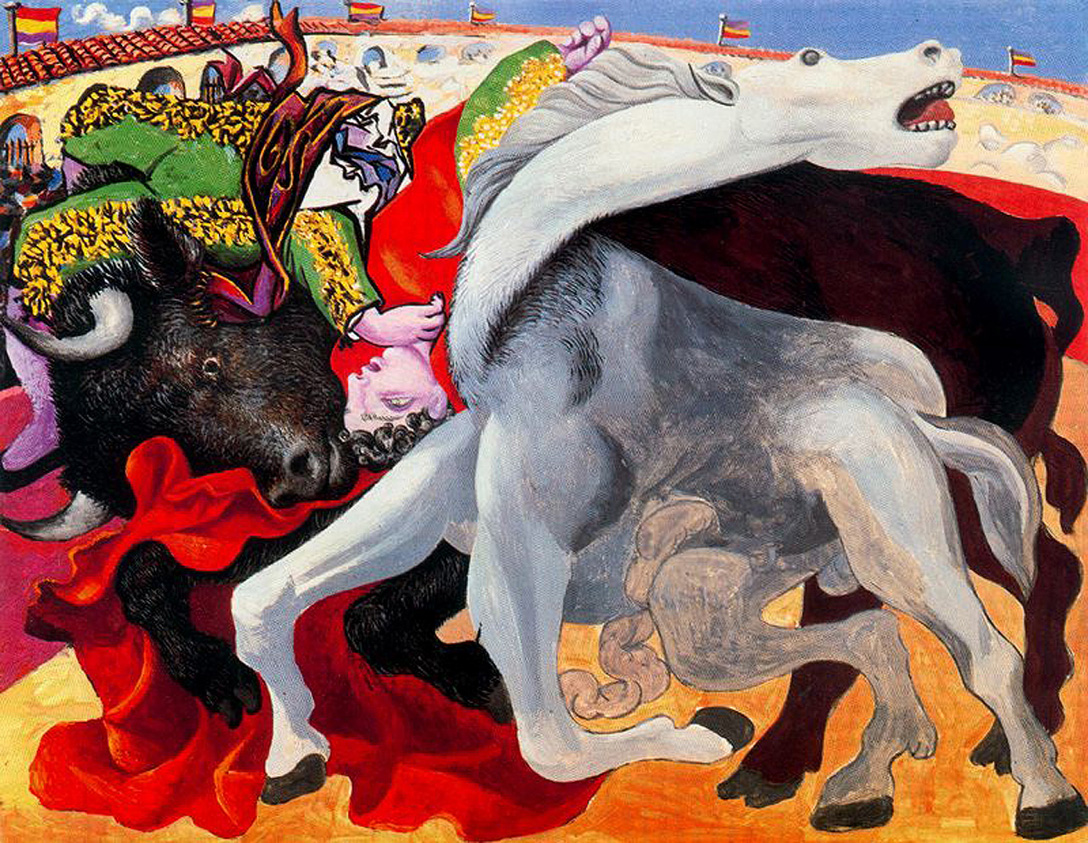 picasso famous paintings