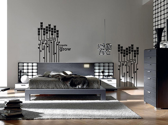 wall sticker art 15 Inspiring Wall Sticker Art