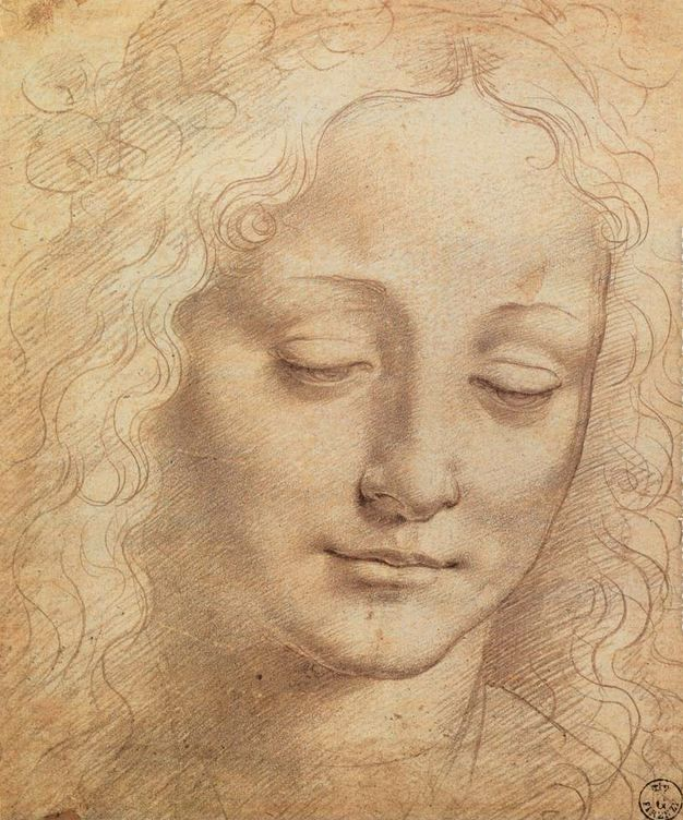leonardo da vinci famous paintings