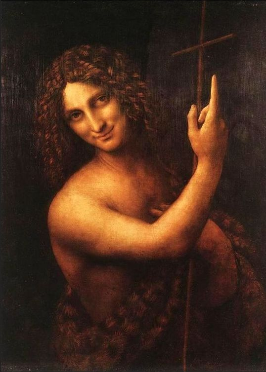 leonardo da vinci famous paintings 24 Leonardo Da Vinci Famous Paintings