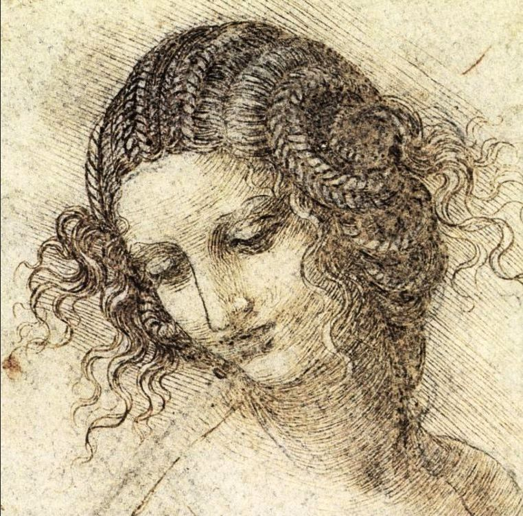 paintings by leonardo da vinci 07 Leonardo Da Vinci Famous Paintings