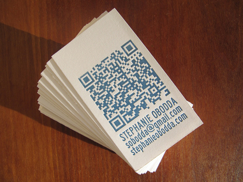 15 qr code business card design ideas browse ideas qr code business card design ideas colourmoves Images