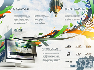 brochure design ideas 10 20 Creative Brochure Design Ideas