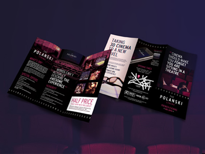 brochure design ideas 19 20 Creative Brochure Design Ideas