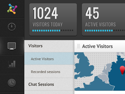 dashboard design examples 27 40 Beautiful Dashboard Design From Dribbble