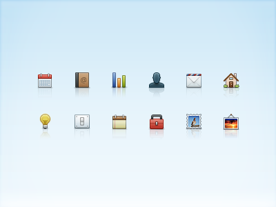 free icon set 08 15 New Free Icon Sets From Dribbble