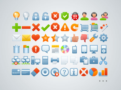 free icon set 11 15 New Free Icon Sets From Dribbble