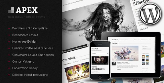 corporate wordpress themes 02 575x292 50+ Free and Premium Corporate WordPress Themes