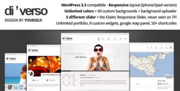 corporate wordpress themes 06 575x292 50+ Free and Premium Corporate WordPress Themes