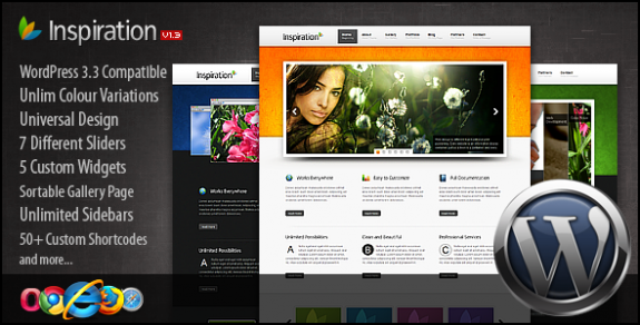 corporate wordpress themes 08 575x292 50+ Free and Premium Corporate WordPress Themes