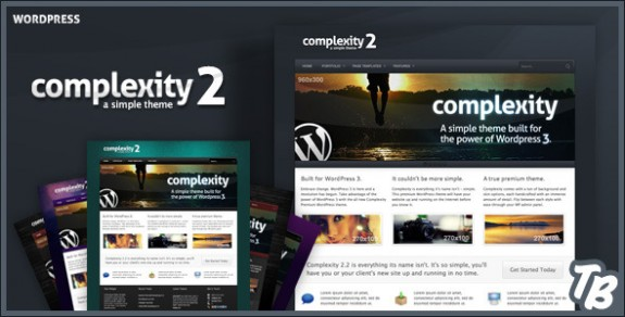 corporate wordpress themes 19 575x292 50+ Free and Premium Corporate WordPress Themes