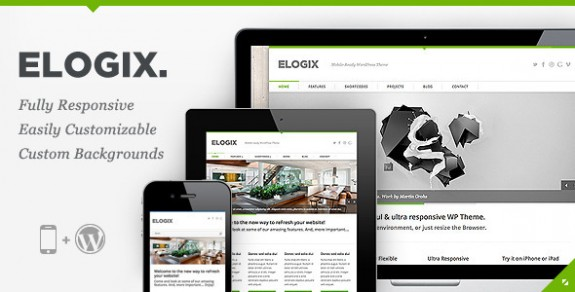corporate wordpress themes 21 575x292 50+ Free and Premium Corporate WordPress Themes