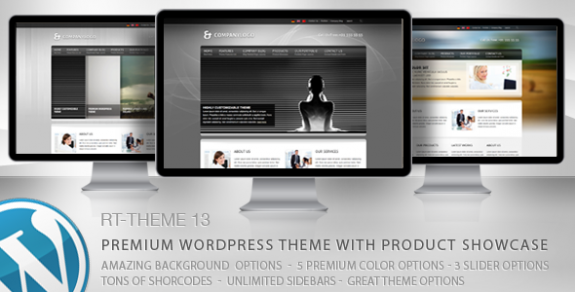 corporate wordpress themes 36 575x292 50+ Free and Premium Corporate WordPress Themes