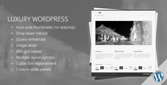 corporate wordpress themes 45 575x292 50+ Free and Premium Corporate WordPress Themes