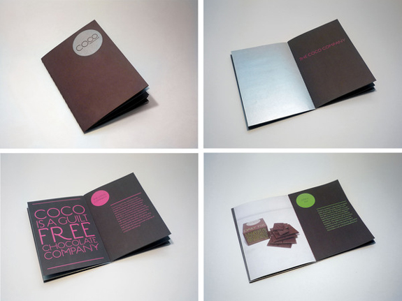 dark brochure designs 07 20 Elegant Examples of Dark Brochure Designs