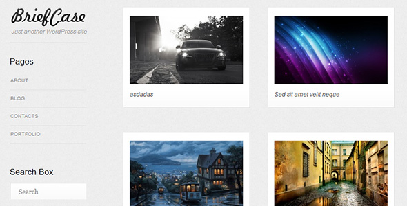 free corporate wordpress themes 01 50+ Free and Premium Corporate WordPress Themes