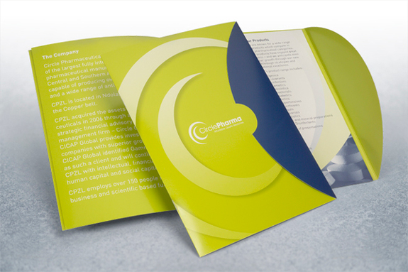 light brochure designs 14 20 Cool and Beautiful Light Brochure Designs