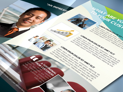 professional brochures design 05 25 Corporate and Professional Brochures Design