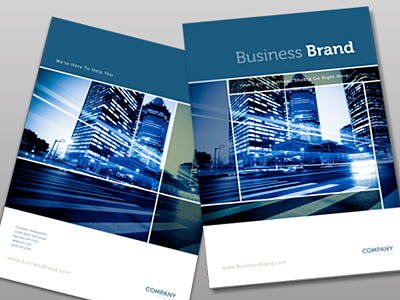 professional brochures design 11 25 Corporate and Professional Brochures Design