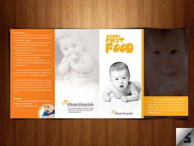 professional brochures design 16 25 Corporate and Professional Brochures Design