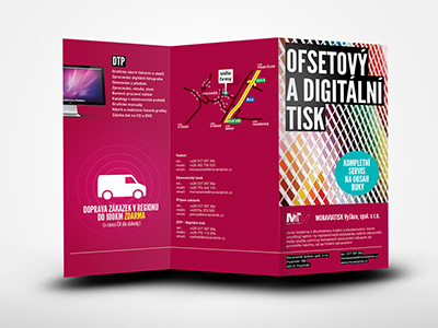 professional brochures design 24 25 Corporate and Professional Brochures Design