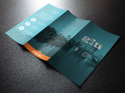 professional brochures design 25 25 Corporate and Professional Brochures Design