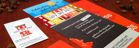 Rack Card Design